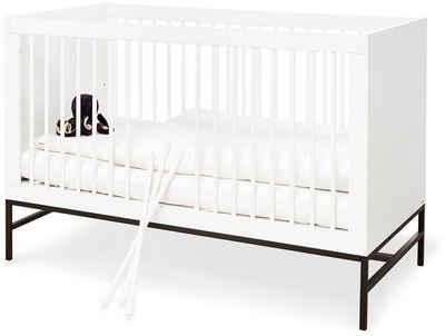 Pinolino® Babybett »Steel«, Made in Europe