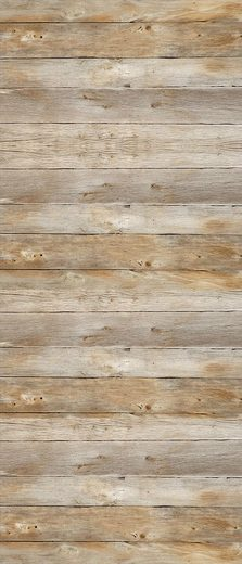 MySpotti Spritzschutz »fresh F1 Holz«, 100 x 255 cm