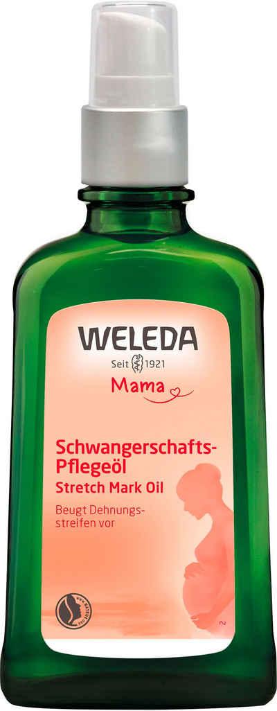 WELEDA Massageöl »Schwangerschaft«
