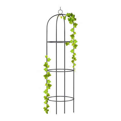 wuuhoo Rankhilfe »Rankhilfe Alma aus Metall 190cm für den Garten«