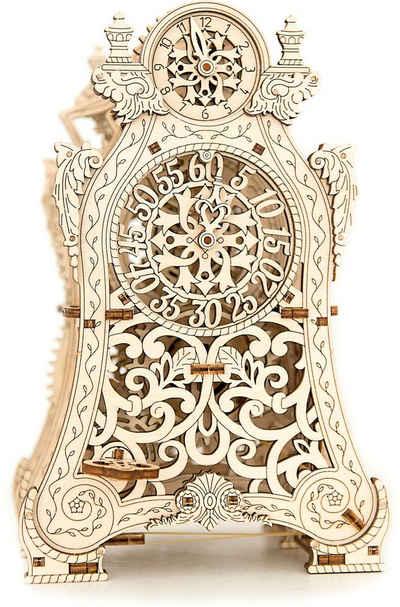 Wooden City Modellbausatz »Magische Uhr«, aus Holz; Made in Europe