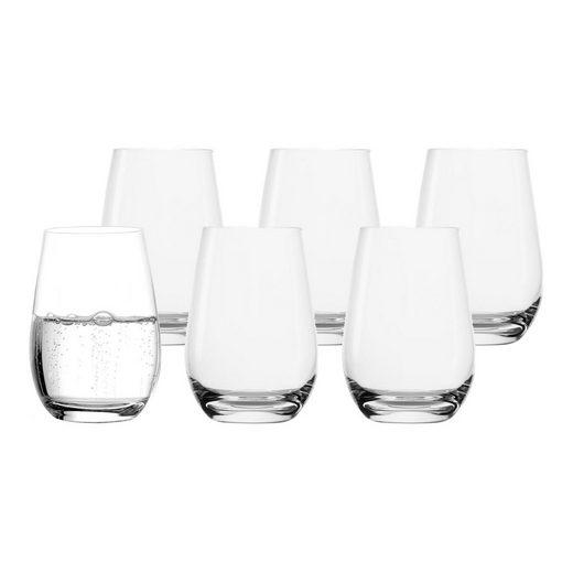 Stölzle Gläser-Set »Stölzle Lausitz EVENT Wasserglas 465 ml 6-tlg.« (6-tlg)
