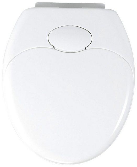 WCs und Zubehör - WENKO Kinder WC Sitz »Family«, Mit Absenkautomatik  - Onlineshop OTTO