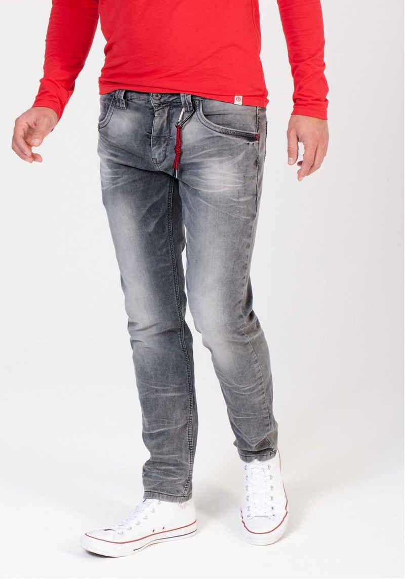 TIMEZONE Slim-fit-Jeans »Slim EduardoTZ Jogg«