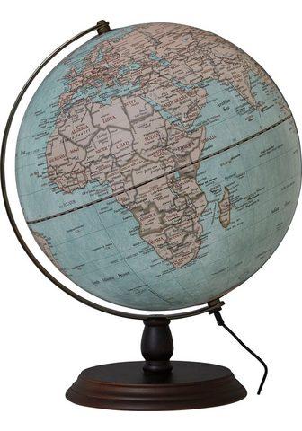 emform ® Globus »Leuchtglobus ANTIQUE CIRCLE«...