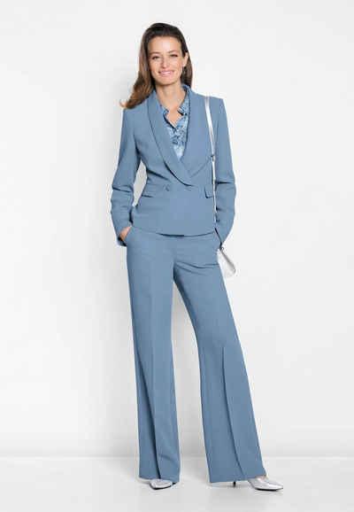 MADELEINE Bügelfaltenhose »Weite Hose fürs Büro«