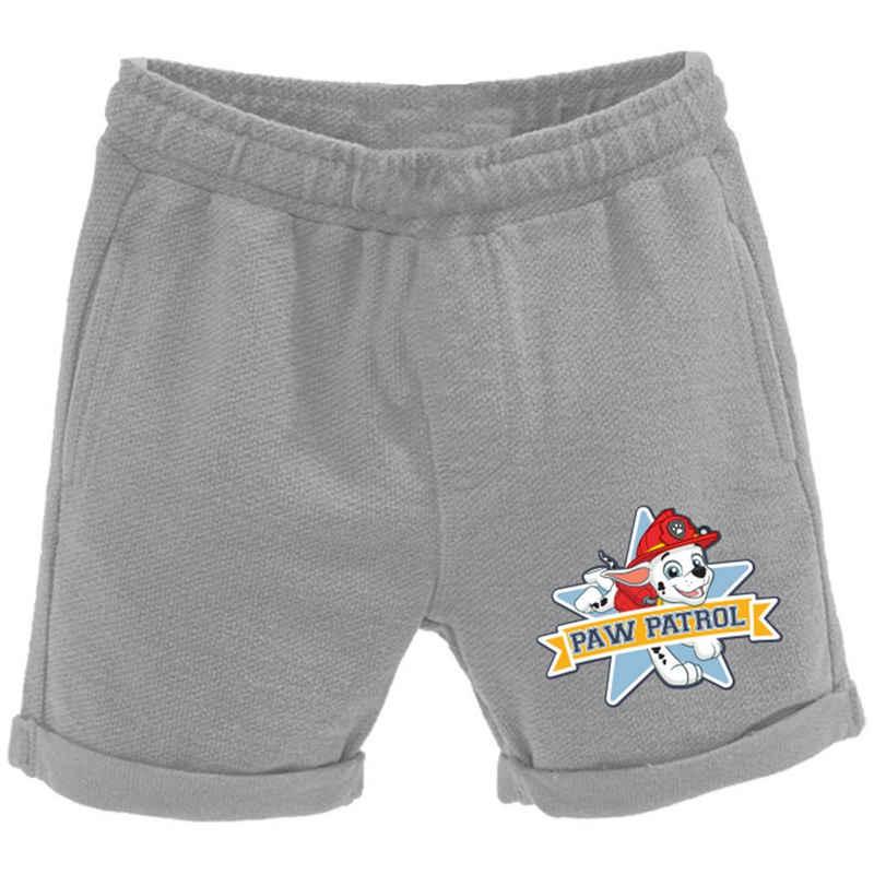 PAW PATROL T-Shirt & Shorts »Marshall Kinder Shorts« Gr. 86/92