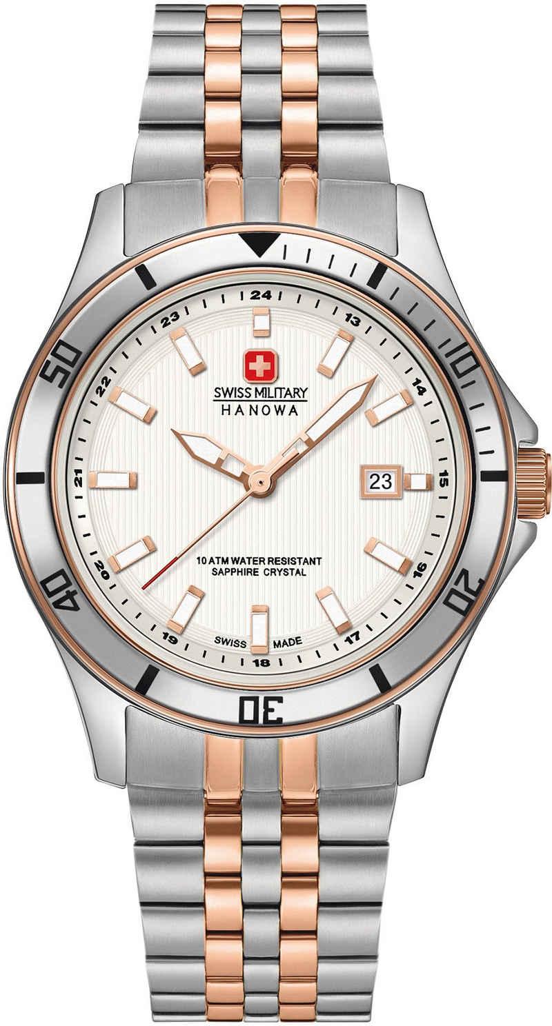 Swiss Military Hanowa Schweizer Uhr »FLAGSHIP LADY, 06-7161.2.12.001«