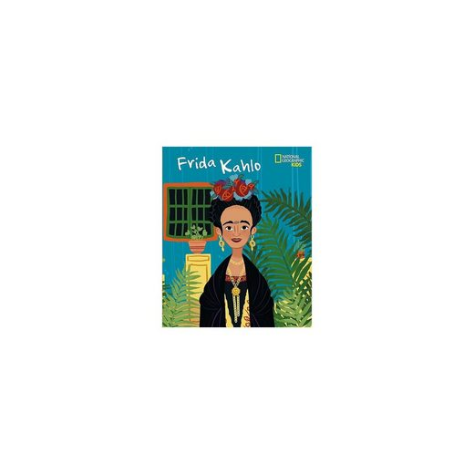 Friendz Verlag National Geographic Kids: Frida Kahlo