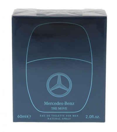 Mercedes Eau de Toilette »Mercedes-Benz The Move Eau de Toilette 60 ml Spray«