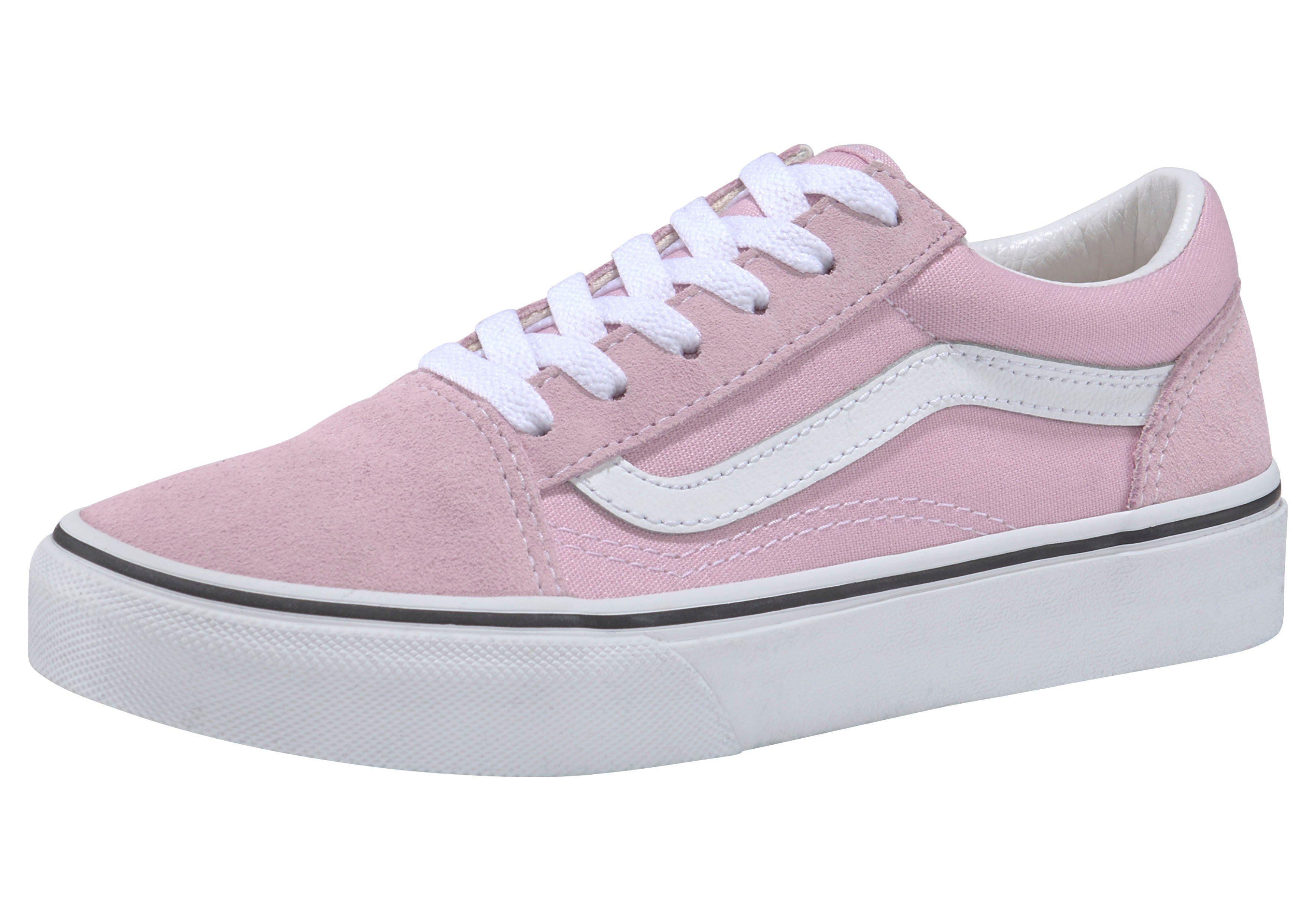 2018 VANS Peanuts Men Women Canvas Shoes Snoopy Cartoon Comic Pink Black Yellow Old Skool Vans Shoe High Top Sk8 hi Casual Sneakers 36 44
