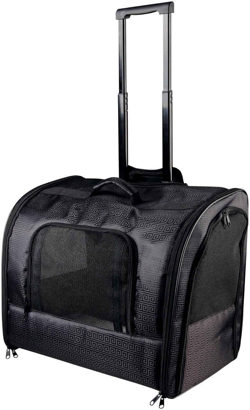 TRIXIE Tiertransporttasche »Trolley Elegance«, BxTxH: 45x31x41 cm