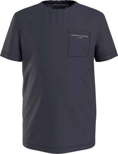 Tommy Hilfiger T-Shirt »mit Brusttasche«
