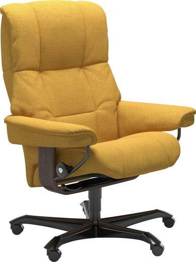 Stressless® Relaxsessel »Mayfair«, mit Home Office Base, Größe M, Gestell Wenge