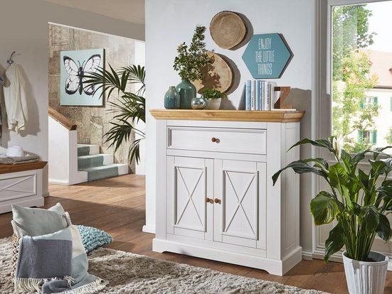 Premium collection by Home affaire Kommode »Marissa«, aus Massivholz