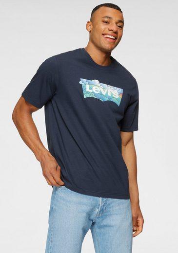 Levi's® T-Shirt »SS RELAXED FIT TEE« mit lässigem Batwing-Print