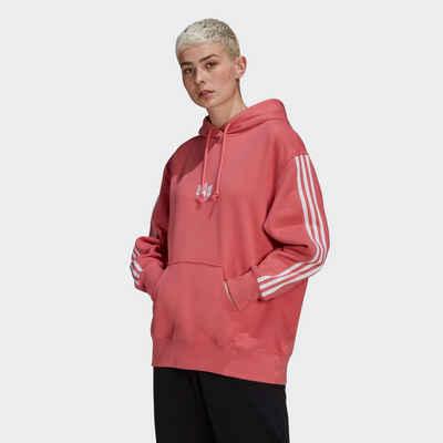 adidas Originals Hoodie »LOUNGEWEAR ADICOLOR 3D TREFOIL OVERSIZE«
