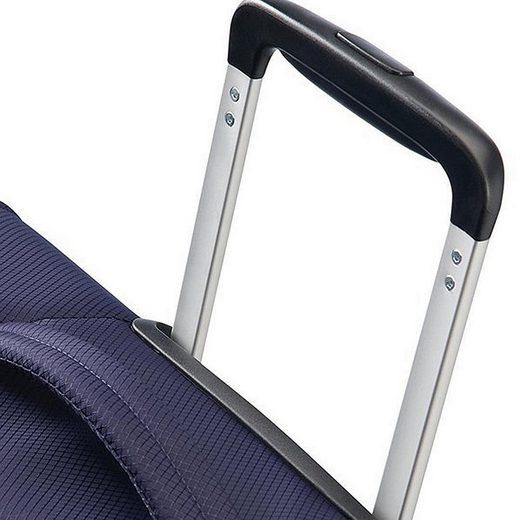 American Tourister® Handgepäck-Trolley »Litewing 2-Rollen-Kabinentrolley S 55/20 cm«, 2 Rollen Rollen