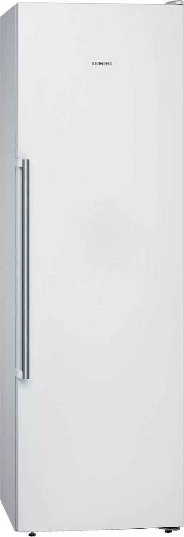 SIEMENS Gefrierschrank iQ500 GS36NAWEP, 186 cm hoch, 60 cm breit