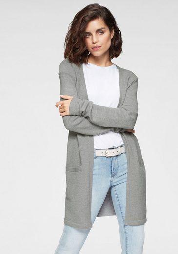 Tamaris Cardigan mit Taschen