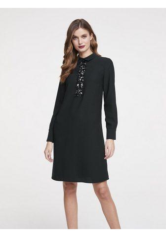 ASHLEY BROOKE by Heine Mini ilgio suknelė su Applikationen