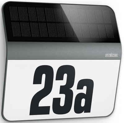 steinel Außen-Wandleuchte »XSolar LH-N«, netzunabhänig, mit Solarpanel