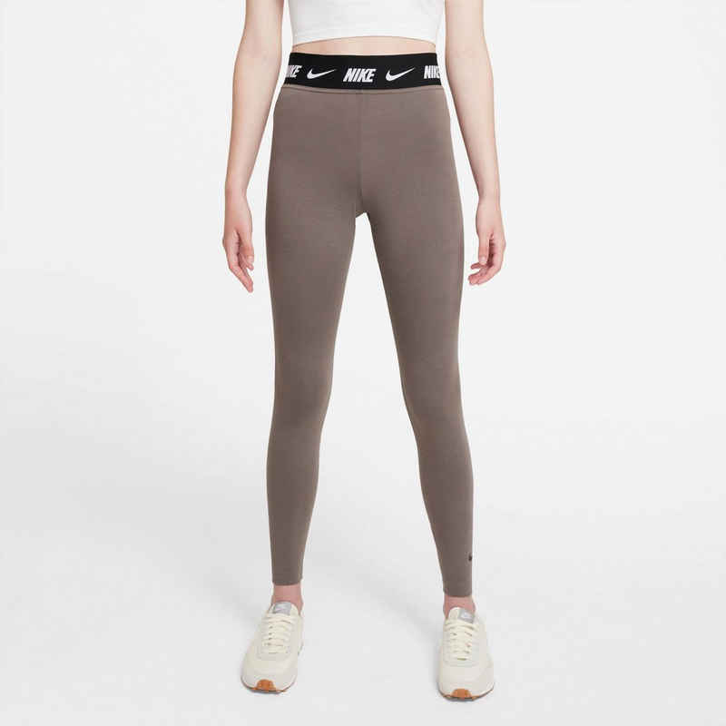 Nike Sportswear Leggings »W NSW CLUB HW LEGGING«