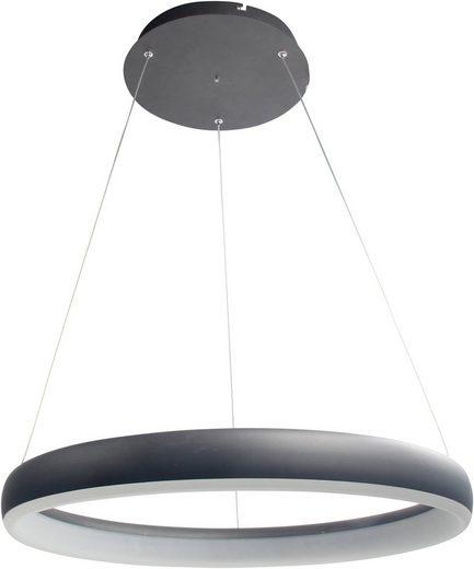 WOFI LED Pendelleuchte »CLINT«, Hängeleuchte, dimmbar, Farbwechsel