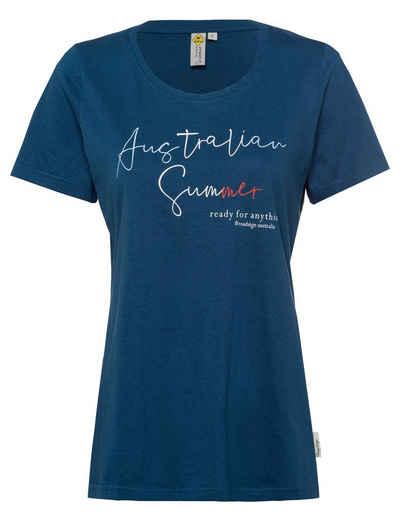 ROADSIGN australia T-Shirt »Australian Summer« (1-tlg) mit Australien-Schriftzug in Farbmix