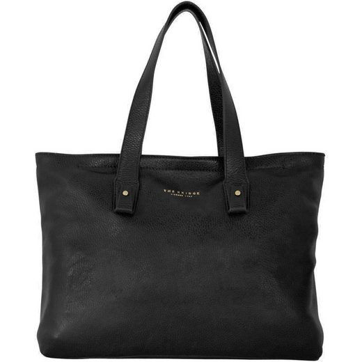 THE BRIDGE Sfoderata Soft Donna Shopper Tasche Leder 42 cm