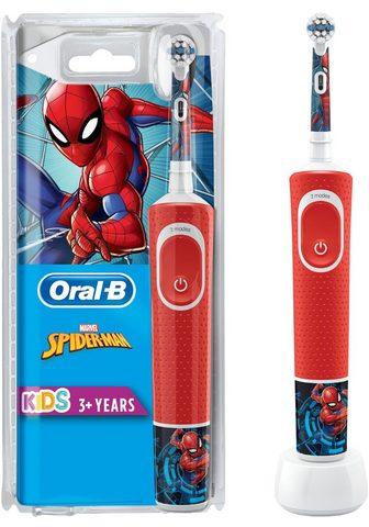 Oral B Elektrische Kinderzahnbürste Kids Spid...
