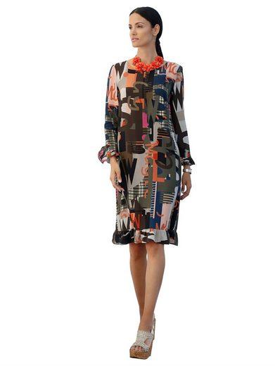 Amy Vermont Kleid mit Volants