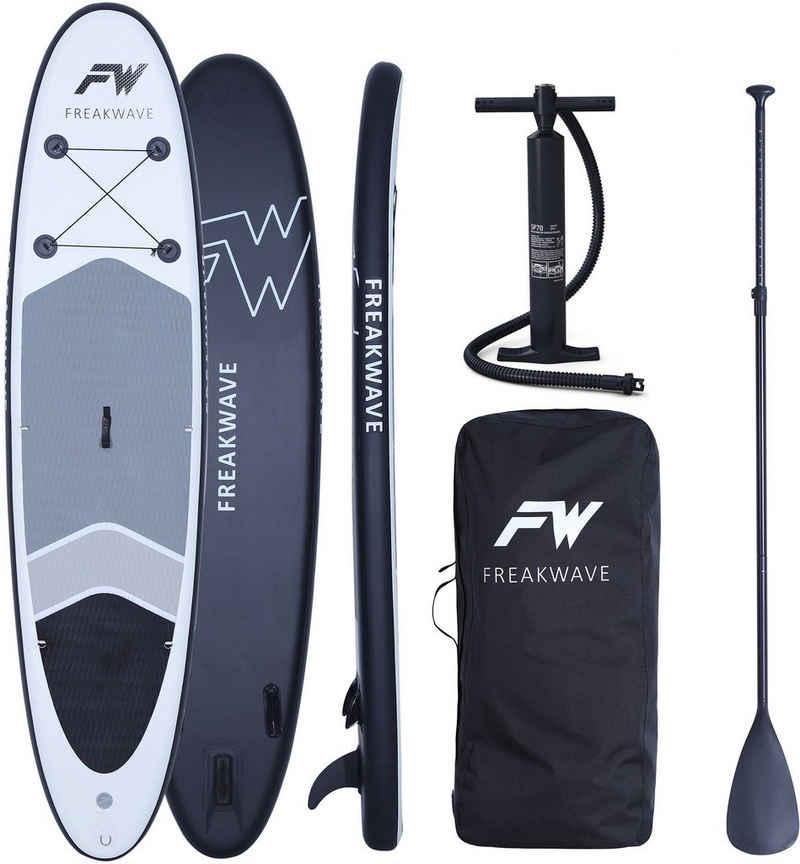 FREAKWAVE Inflatable SUP-Board »PIKE«, (4 tlg., mit Paddel, Pumpe und Transportrucksack)