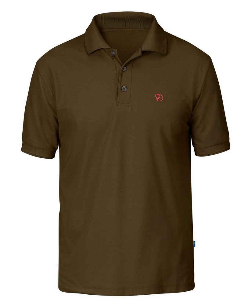 Fjällräven Poloshirt »Polohemd Crowley«