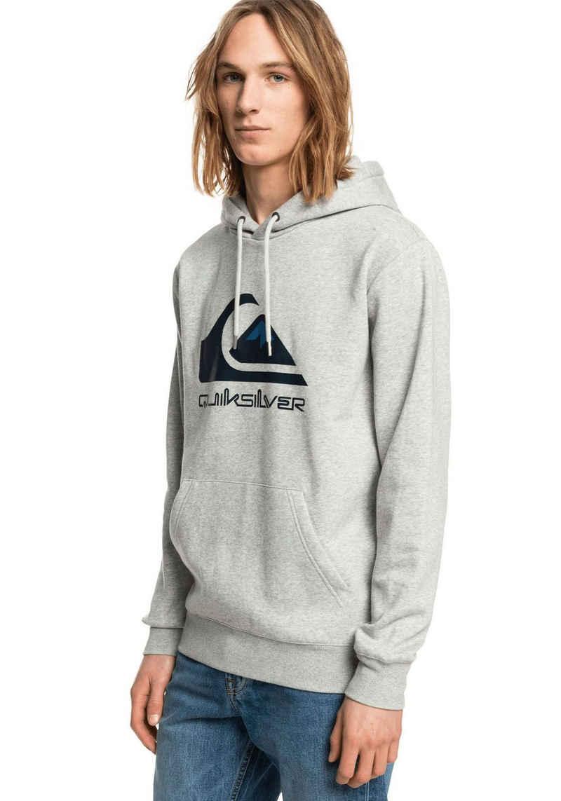 Quiksilver Kapuzensweatshirt »BIG LOGO HOOD«