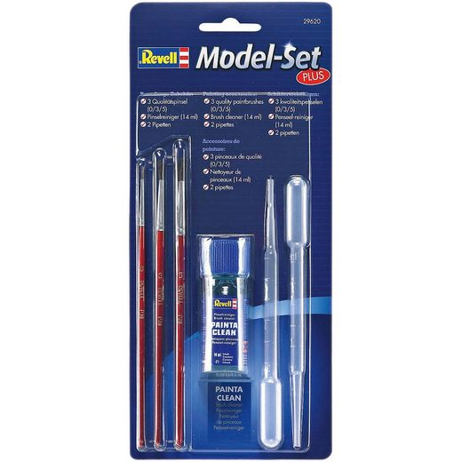 "Revell® Modellbausatz »Revell Modellbausatz - Model-Set Plus ""Bemalung""«"