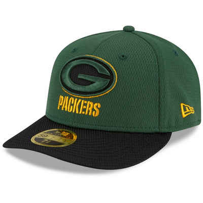 New Era Fitted Cap »59FIFTY Low Profile NFL SIDELINE 2021 Road«