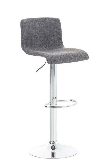 Sessel und Hocker - CLP Barhocker »Hoover Stoff« (Set, 2er), höhenverstellbar und drehbar  - Onlineshop OTTO