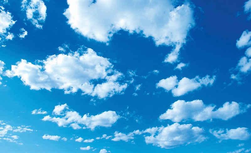 Consalnet Fototapete »Himmel«, glatt, Motiv