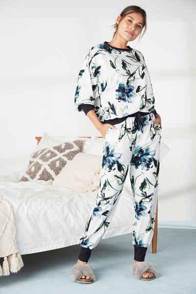 Next Pyjama »Bequemer Pyjama« (3 tlg)