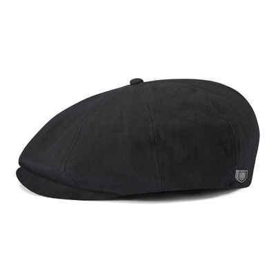 Brixton Schiebermütze »Brood Snap Cap - black«