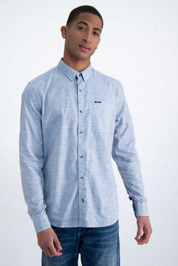Schlussverkauf Garcia Langarmhemd mit langen Ärmeln