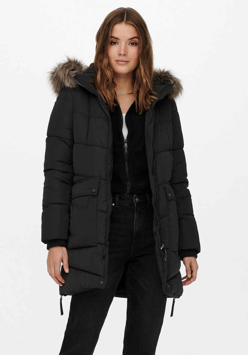 Only Steppmantel »ONLNEWROONA QUILTED COAT«