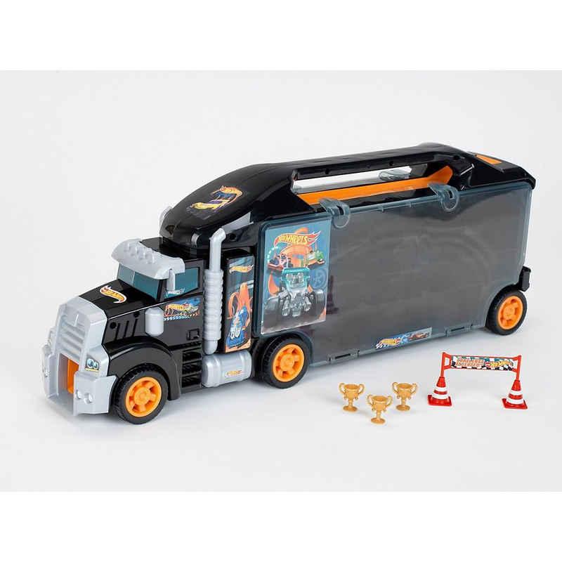 Klein Spielzeug-Auto »Hot Wheels LKW Sammelkoffer«
