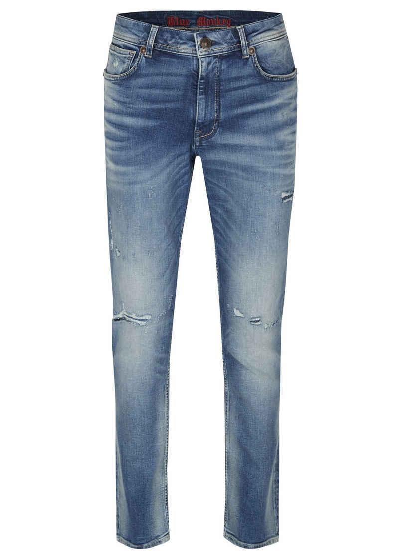 Blue Monkey Slim-fit-Jeans »Markus« (1-tlg)