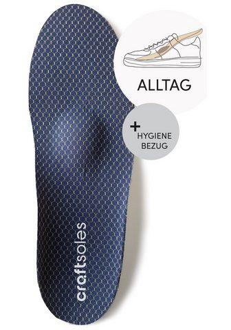 craftsoles Ortopediniai Schuheinlagen »Alltagssch...