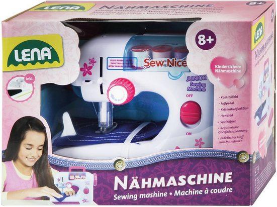 Lena® Kinder-Nähmaschine