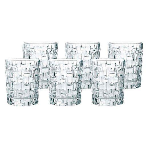 Nachtmann Whiskyglas »Bossa Nova Whiskygläser 6er Set«, Glas