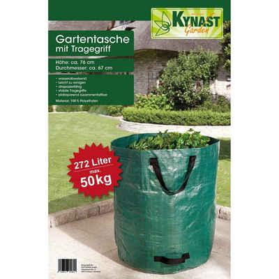 BigDean Müllsackständer »Gartenabfallsack faltbar 272 Liter Gartensack Laubsack«