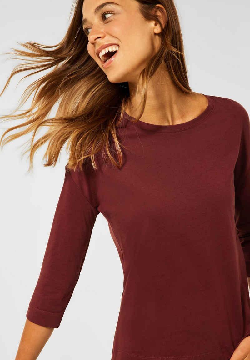 Cecil 3/4-Arm-Shirt Basic